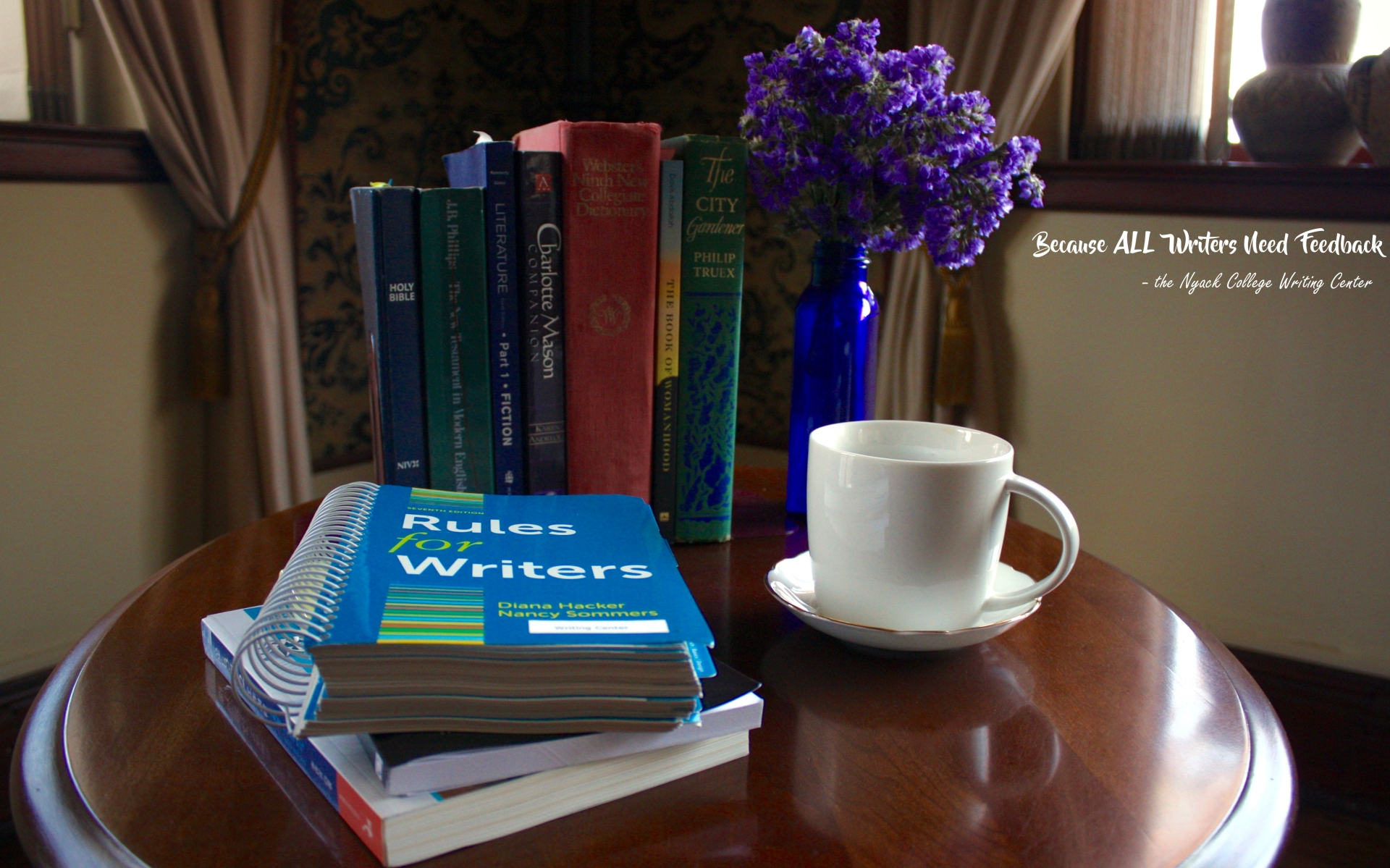 Nyack College Writing Center_For Graduates