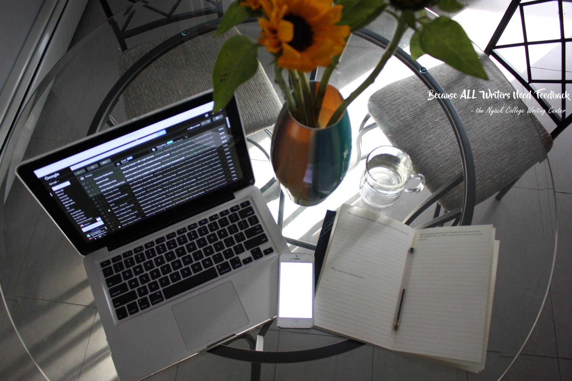 Nyack College Writing Center_Online Visual Tutorials