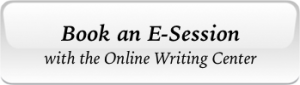 Book an E-session with Nyack College Online Writing Center